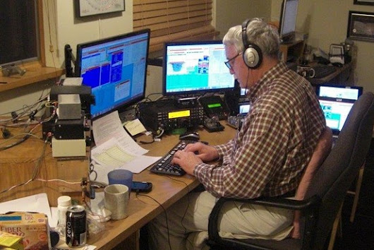 For These Vets, Amateur Radio Remains Alive - Washington Wire - WSJ
