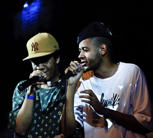 Emicida e Kamau estarão no III Encontro Paulista de Hip Hop