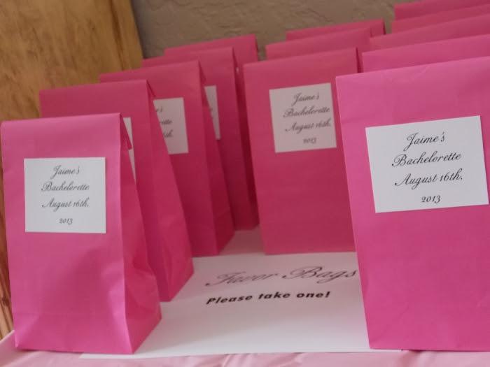 Diy Bachelorette Party Favors Archives Blog My Wedding
