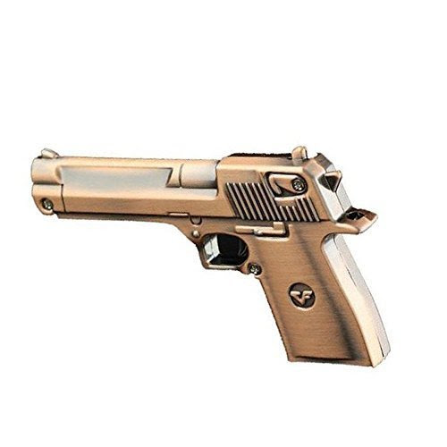 Review for Phoenixnet Coppery Gun USB Flash Drive USB 2.0 Gun Shape USB Memory Stick 8G Uni... - Jessica Mezo - Blog Booster
