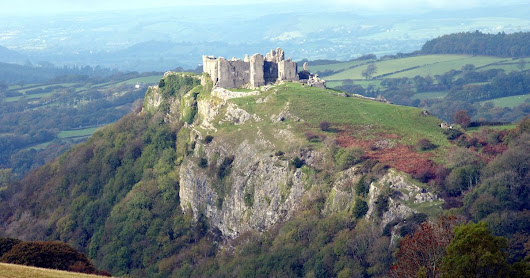 The lost kingdoms of Wales