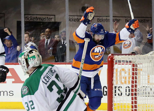 Islanders Insight's Top Shelf: You've Been Clutterbucked: 1/4/16 -