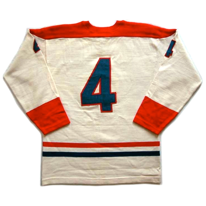 Montreal Canadiens 64-65 jersey, Montreal Canadiens 64-65 jersey