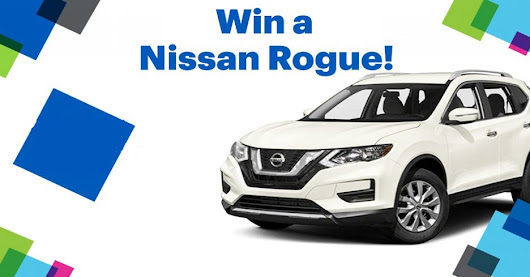The Giveaway Center | 2019 Nissan Rogue