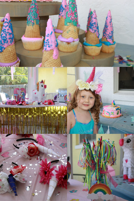 How To Throw A Magical Unicorn Birthday Party — The Coffee Mom