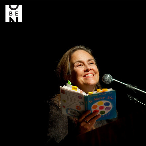 Naomi Shihab Nye — Your Life Is A Poem by On Being Studios