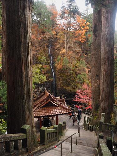 榛名神社より