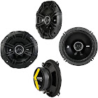 SC2-PACKAGES Chevy Suburban 2007-2013 Factory Speaker Upgrade Kicker DSC65 DSC5 Package New