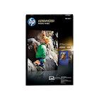 "HP Advanced Photo Paper, 4"" x 6"" - 100 sheets"