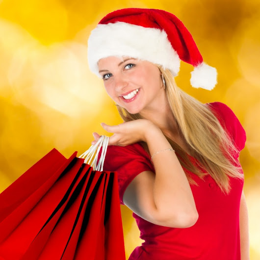 Christmas Shopping Free Stock Photo - Public Domain Pictures