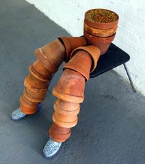 pot legs