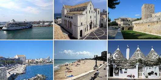 5 Things To Do In Bari For Cruisers