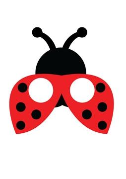 Uğur Böceği 4 Lü Maske