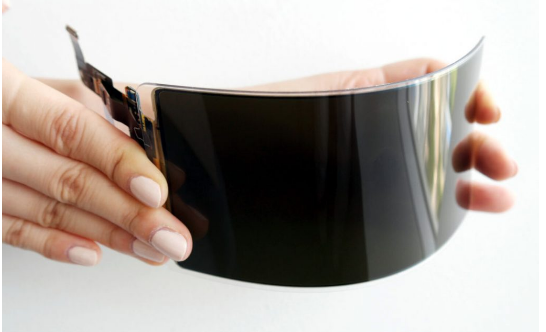 Samsung Announces Unbreakable Flexible OLED Smartphone Display