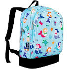 Wildkin Sidekick Backpack - Olive Kids Mermaids