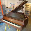 Piano Restoration And Repair - New Orleans - Hall Piano Company