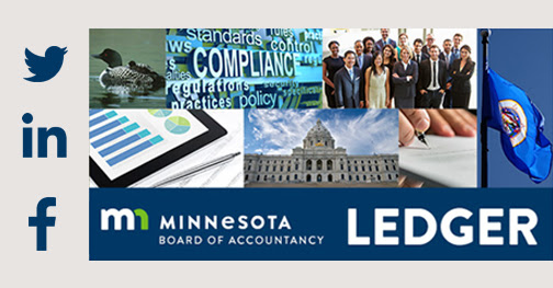 Subscribe News & Social Media | Minnesota Board of Accountancy