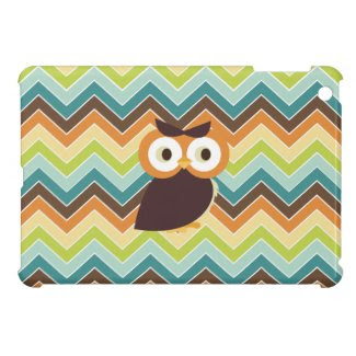 Owl iPad Mini Case