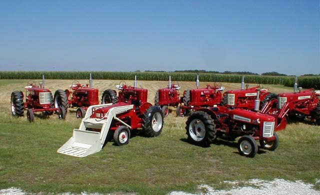 Farmall Tractor Wiring For Older