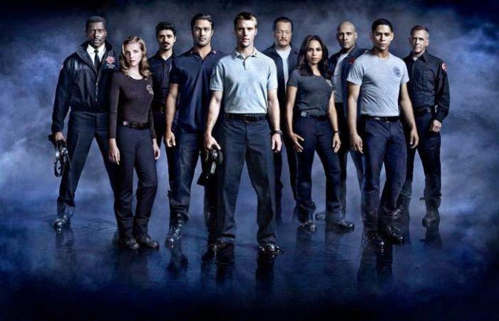 """Maratona da terceira temporada de """"Chicago Fire"""" no Canal Universal"""