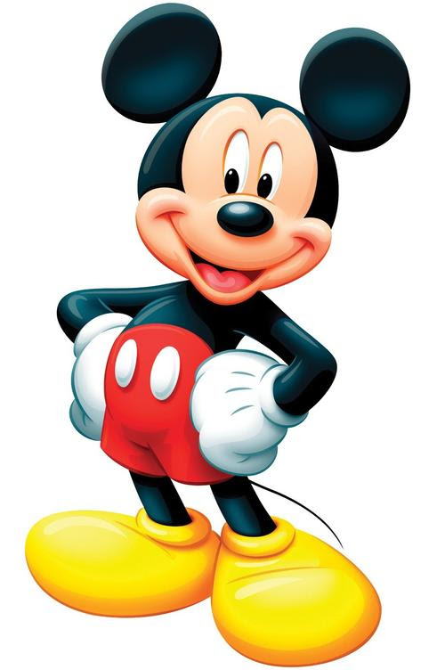 Cake Decorating Mickey Mouse Edible Picture Cake Toppers Was Sold