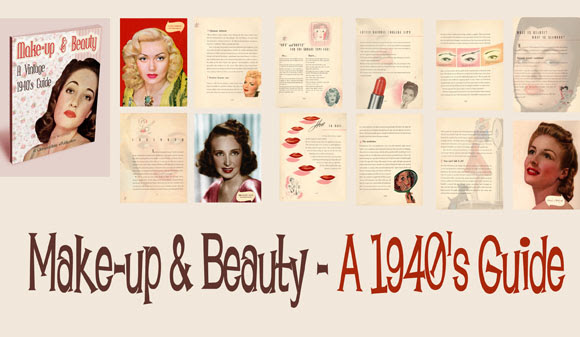 1940's make-up Guides