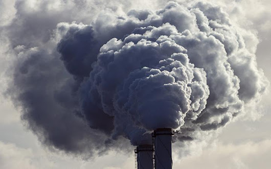 Coal sends carbon emissions through the roof