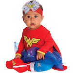 Halloween Wonder Woman Baby Costume - 6-9 months, Women's