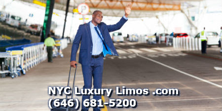 LaGuardia Airport Transportation - NYC Luxury Limos|(646) 681-5200|