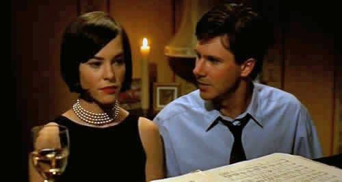 Jackie and Marty at piano