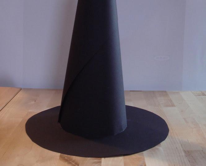 Costume Dhalloween Le Chapeau De Sorcière Momesnet