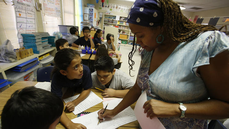 Both traditional and charter schools in L.A. Unified could learn from this study