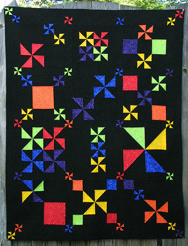 Pinwheel Party Quilt