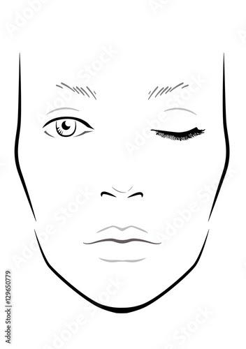 Makeup Artist Face Charts Online Pdf