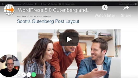WordPress 5 Gutenberg compared to Divi Builder | Content Strategy
