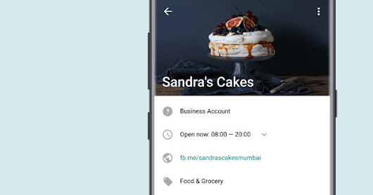 WhatsApp launches a separate app for small businesses
