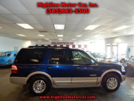 Used 2008 Ford Expedition for Sale in Rochester NY 14615 Highline Motor Car, Inc.