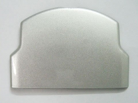 1200mAH SILVER Battery Back Cover Case for PSP 2000