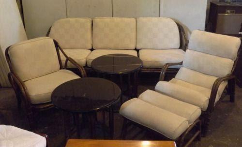 Vintage Rattan Furniture | eBay