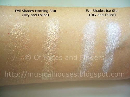 evil shades morning star ice star