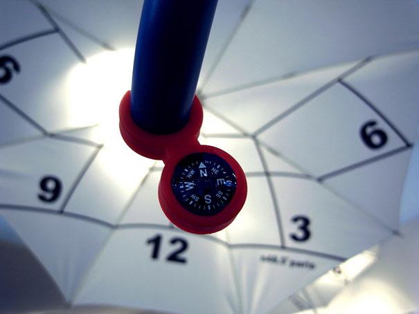 Clock Parasol (2)