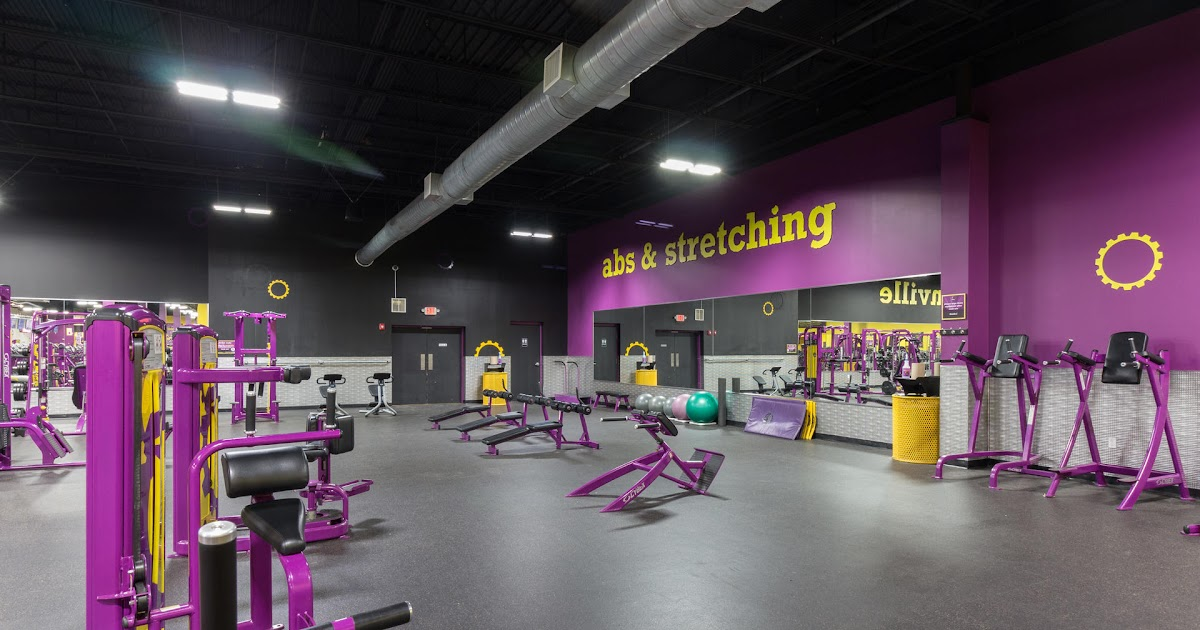 Planet Fitness Old St Augustine Rd Jacksonville