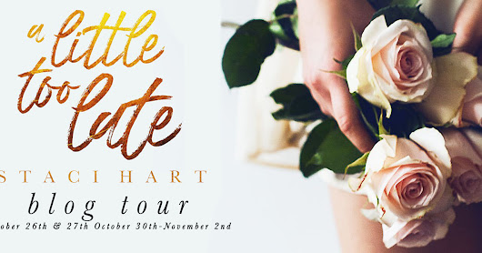 Blog Tour with Review ~ A Little Too Late by Staci Hart ~ Jill Mac