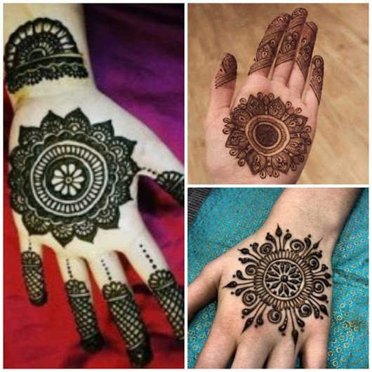 Best Eid Mehndi Designs For Hands To Try Now | FashionGlint