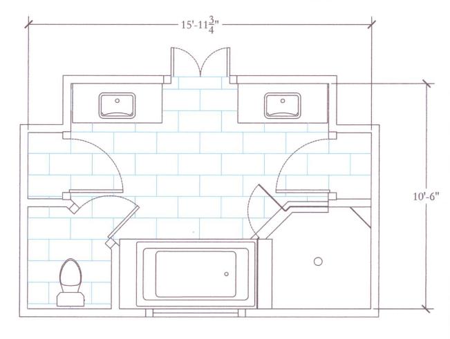 Home Architec Ideas Master Bathroom Design Plans