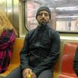 Google Glass (And Sergey Brin) Ride the NYC Subway