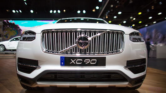 Volvo to end gas-only cars by 2019
