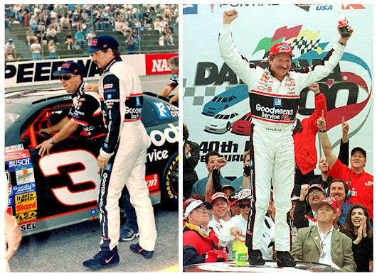 Remembering Dale Earnhardt and Nike Racing Footwear