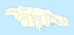 Ewarton is located in Jamaica