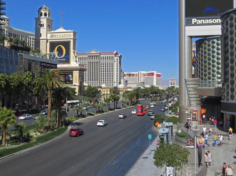 Las Vegas Tourist Information and Travel Guide